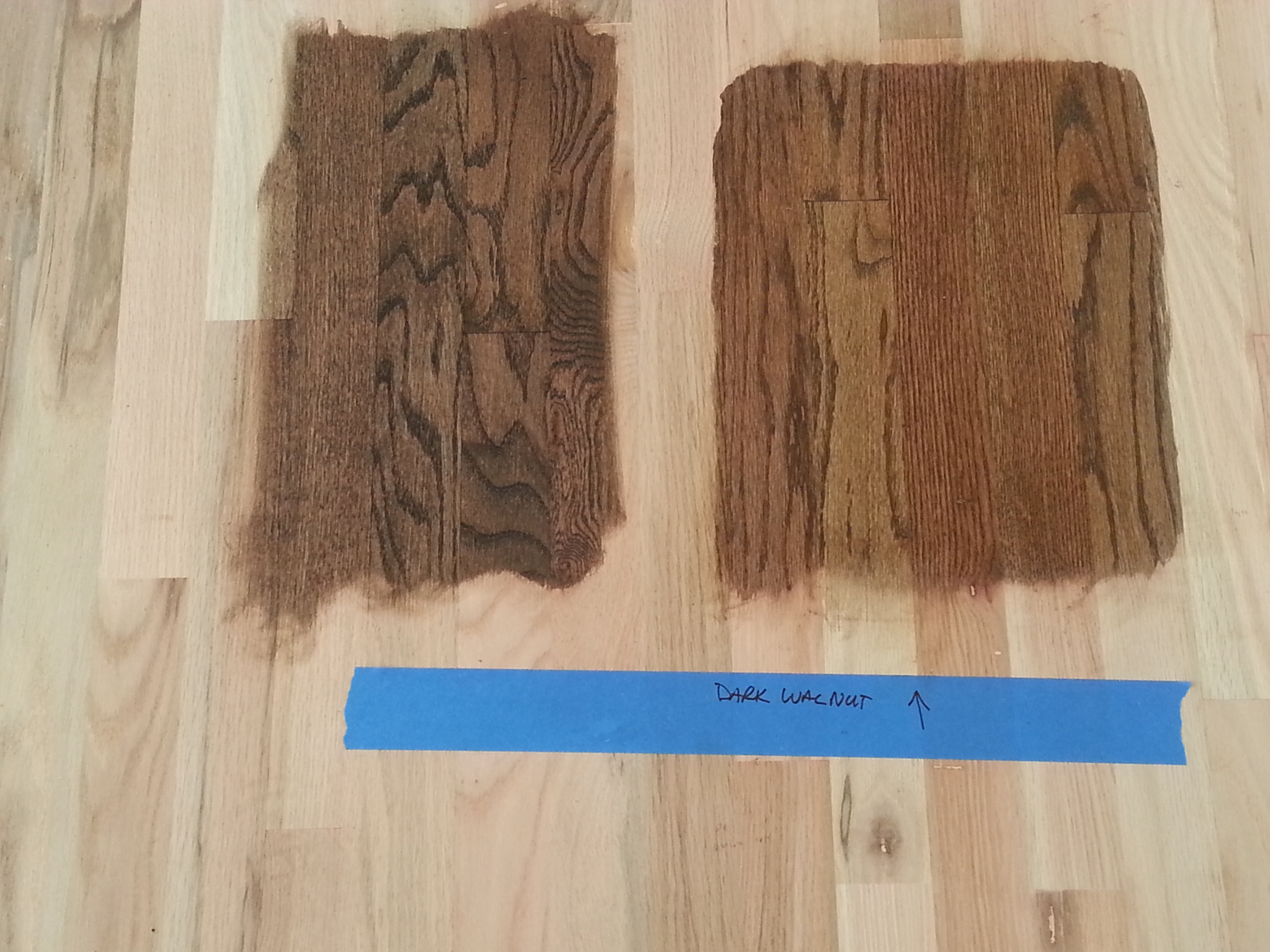 Dark walnut floor stain - Dark Walnut Floor Stain 32